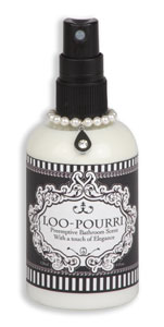 Loo Pourri 4 ounce bottle