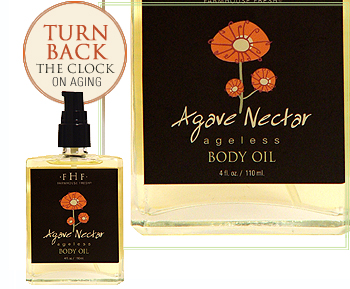 Agave Nectar Body Oil