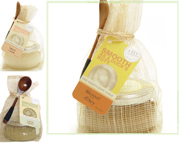 Fine Grain Salt Scrub for Body and Feet-Oprah's O-List!