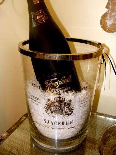 French Ice Bucket
