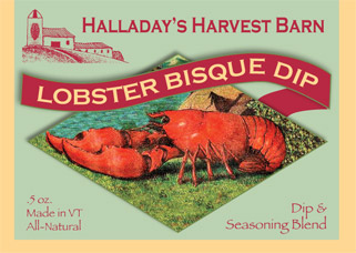 Halladay's Harvest Barn Lobster Bisque