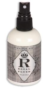 Royal Flush 4 ounce bottle