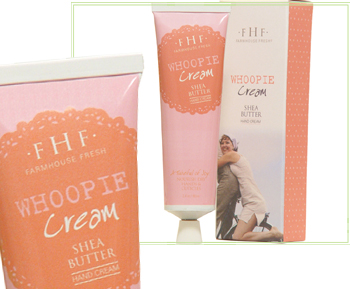 Whoopie! Shea Butter Hand Cream